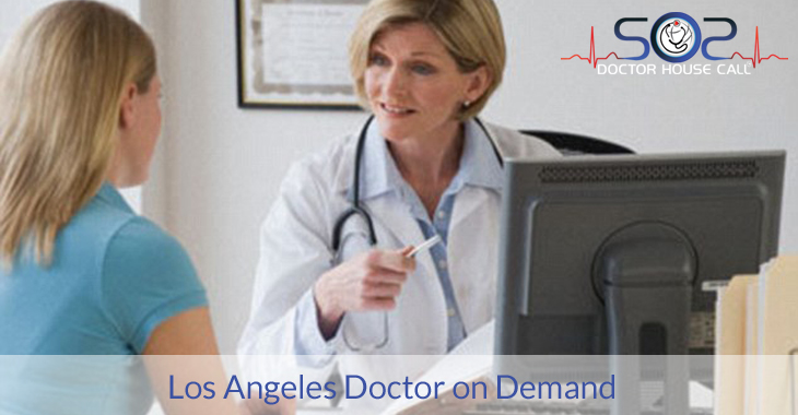 When Your Kid Feel Sick Call West Los Angeles Doctor on Demand