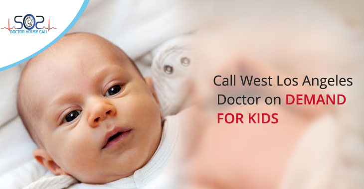 Call Doctors who Deliver Medical Care on Demand to Ease Your Child's Cough