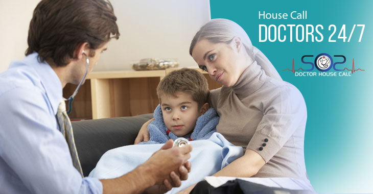 Ask House Call Doctors 24/7 to Diagnose Chronic Bronchitis
